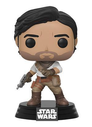 Funko Pop! Star Wars: The Rise of Skywalker - Poe Dameron Toys Teal Molly