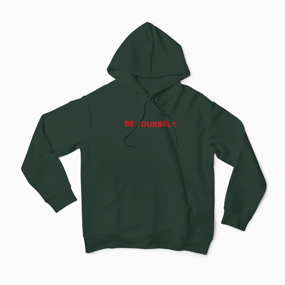 Be Yourself Christmas Hoodie Pt. 2