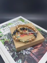 Load image into Gallery viewer, Shine Bracelet Set- Winter Collection