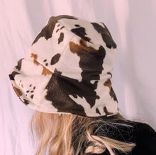 Load image into Gallery viewer, #1 THE DAIRY FREE brown bucket hat