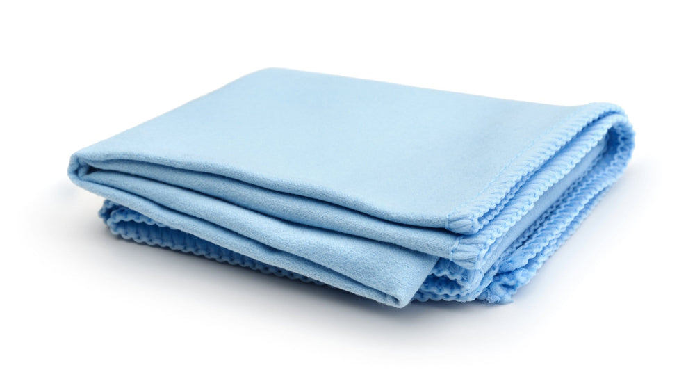 Ecovio microfibre glass & stainless steel cleaning cloth for sale