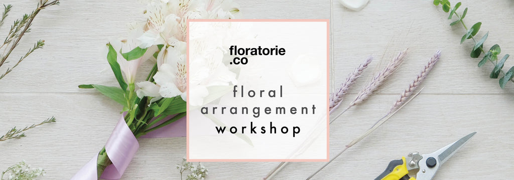 FLORATORIE.CO x ZTYLECO SINGAPORE WEDDING GIFTS