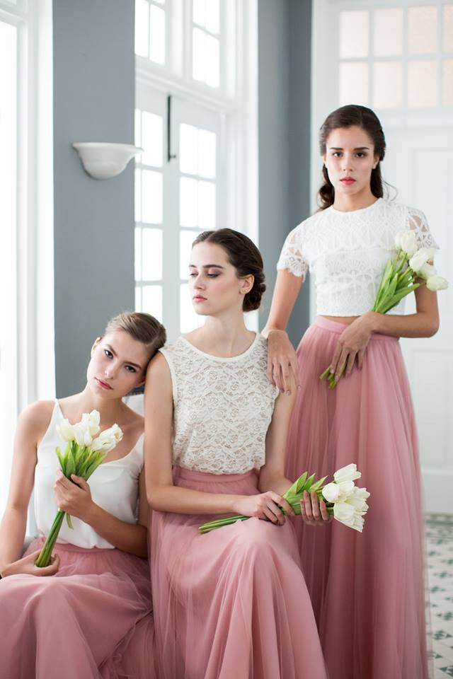 beStarck bridesmaid dress x ZTYLECO SINGAPORE WEDDING GIFTS