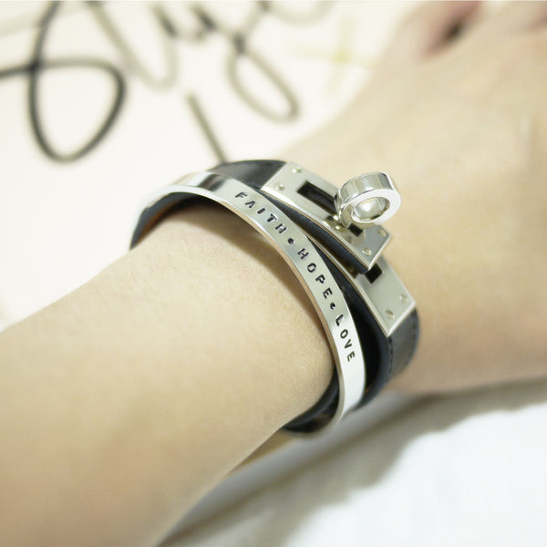 High Polished : Say It On Your Wrist Bangles