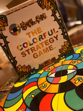 "Load image into Gallery viewer, ODULOM ""The Colorful Strategy Game"""