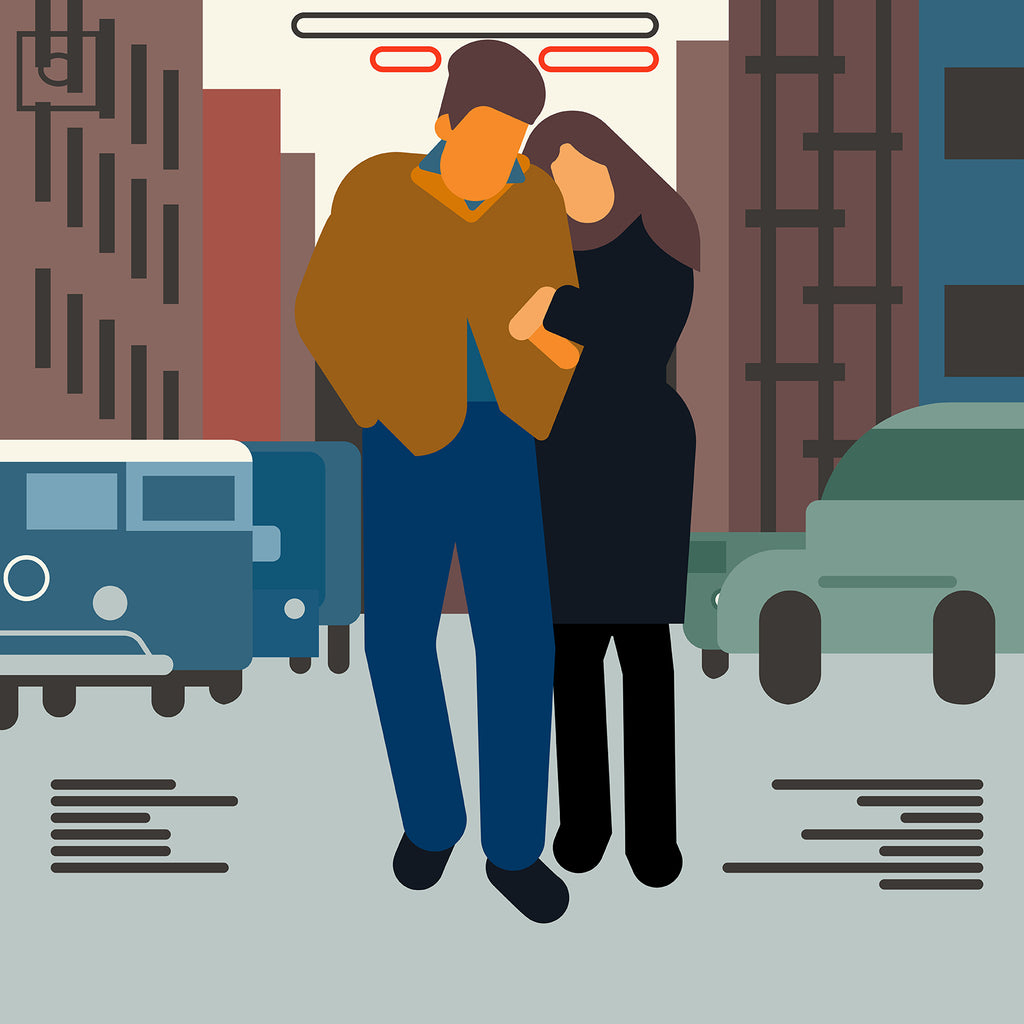 "'The Freewheelin' Bob Dylan'  12"" print"