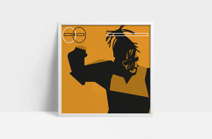 "Soul II Soul 'Club Classics Vol. One'  12"" print"