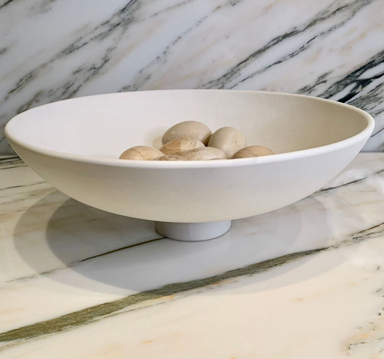 Waltman Gillies Low Pedestal Bowl - Limited Edition
