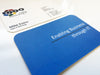 350gsm - Business Cards - Quick Turnaround- The Business Card Store
