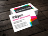 400gsm Matt Laminated Business Cards