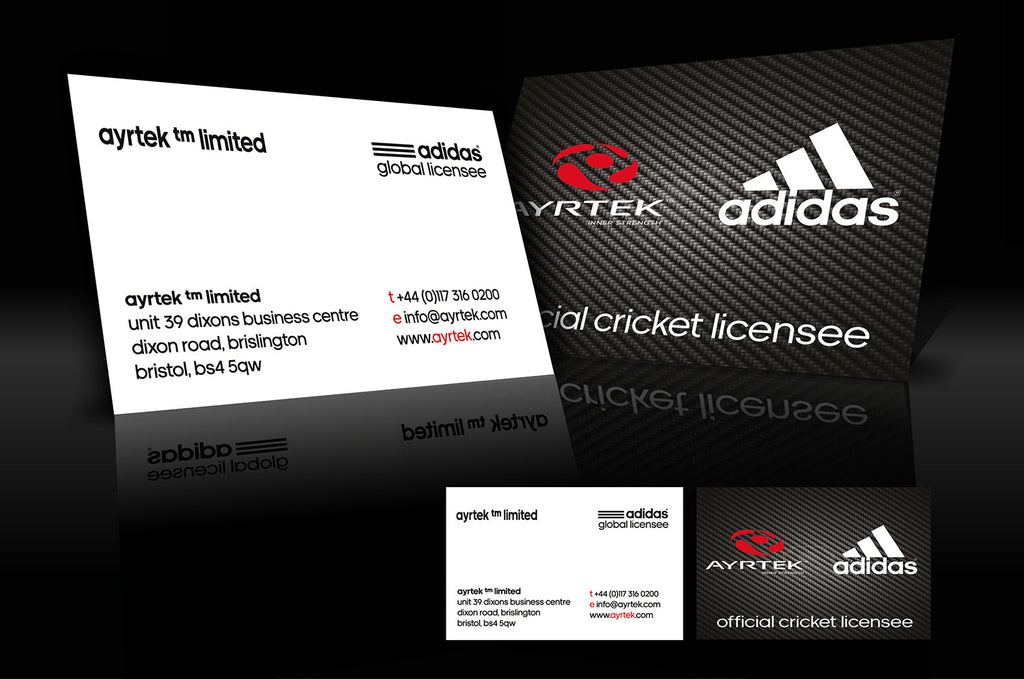 Graphic design services the business card store bristol based business card design ayrtek reheart Image collections