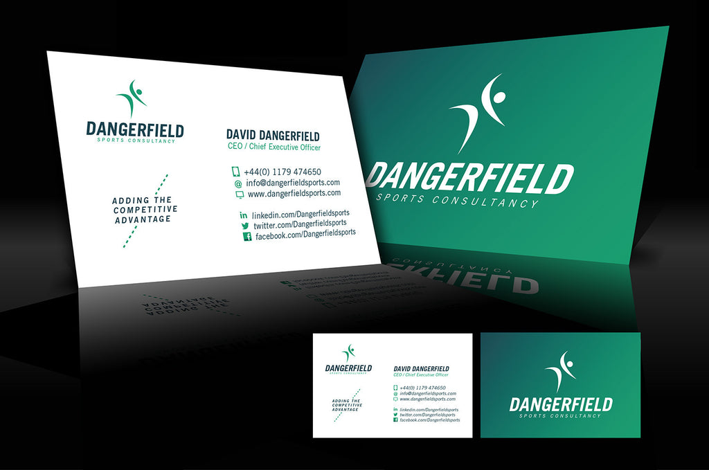 Graphic design services the business card store bristol based business card design dangerfield colourmoves