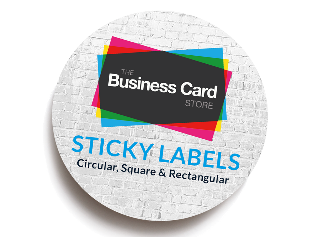 Sticky labels the business card store bristol based business printed stickers in bristol colourmoves