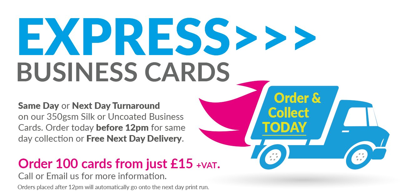 Bespoke business card design and high quality printing service next day business cards colourmoves