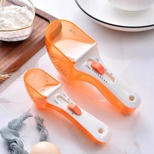 Large Scale Measuring Spoon Seasoning Tool