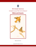 4th Grade Science: Birds and Insects! Nature Notebooking