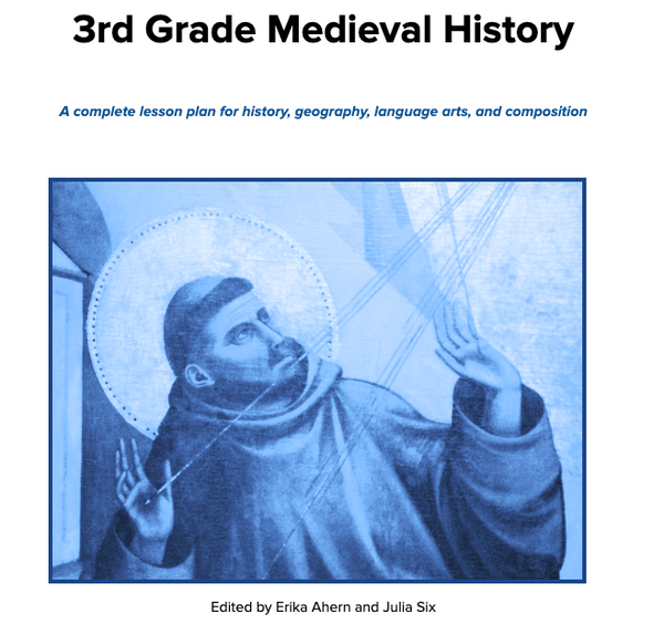 3rd Grade Medieval History Curriculum
