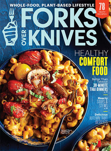 Forks Over Knives - Fall 2020