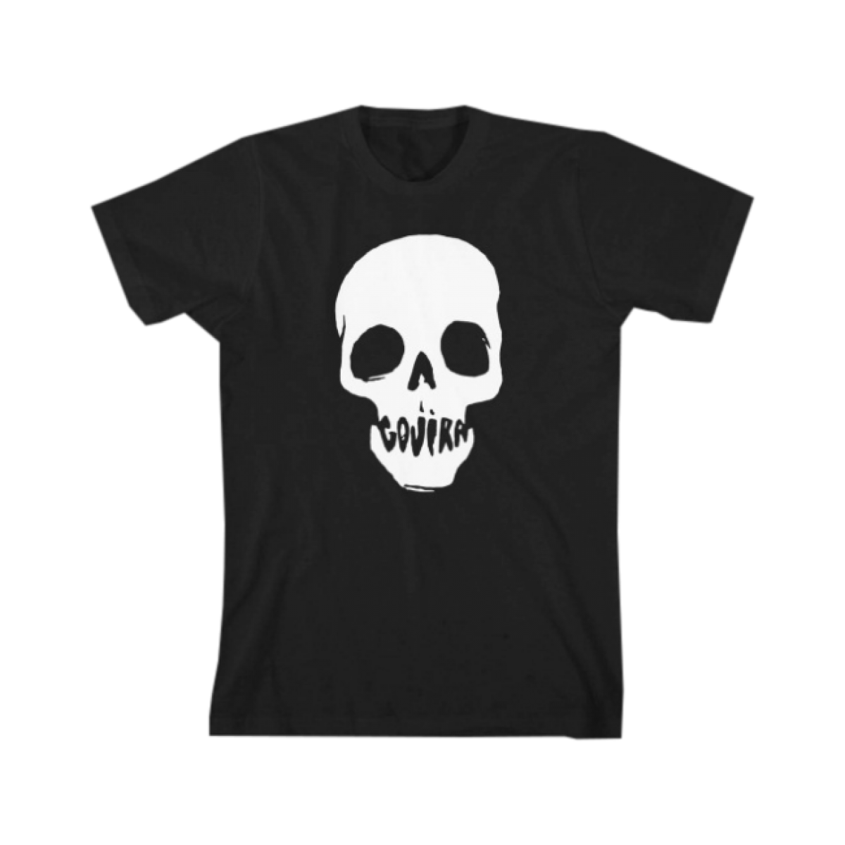 MOUTH SKULL T-SHIRT