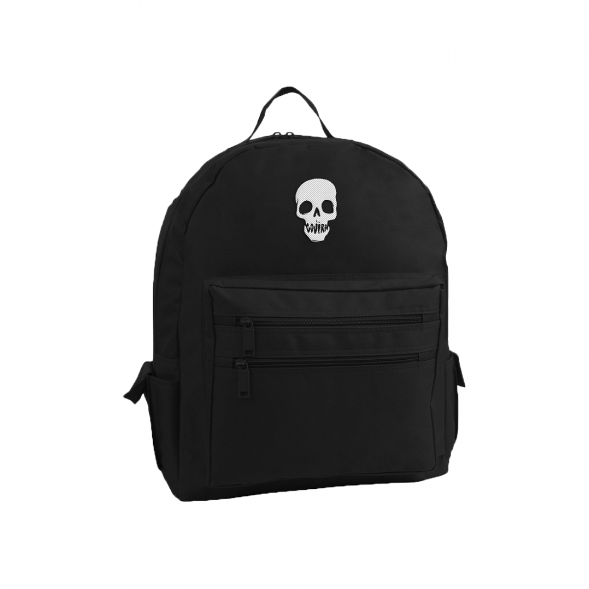 SKULL MOUTH BACKPACK