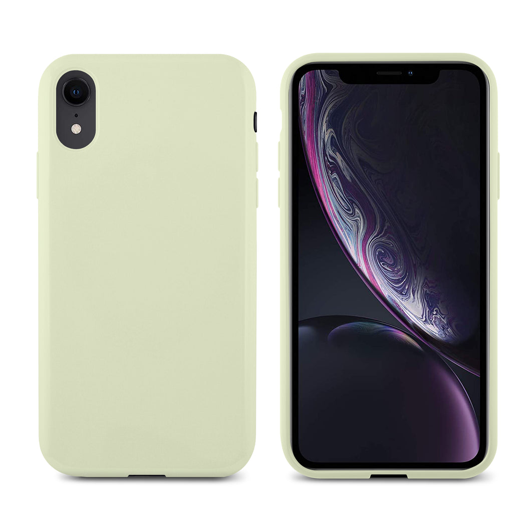 OLOR USA iPhone XR Case - Ash Lime