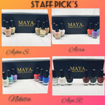 Azra's Spring Color Collection (Staff Picks)