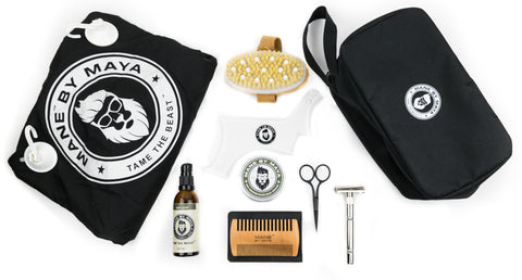 Build Your Ultimate Mane Grooming Kit