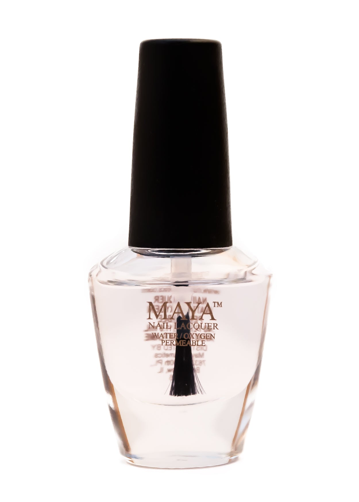 halal nail polish Top Coat Gloss