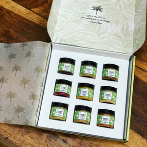 Load image into Gallery viewer, Palm Beach Creamed Honey 9 Jar Gift Set