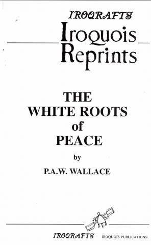 The White Roots of Peace