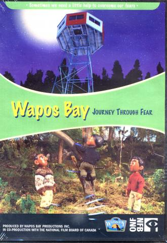 Wapos Bay: Journey Through Fear - Home Use Only DV