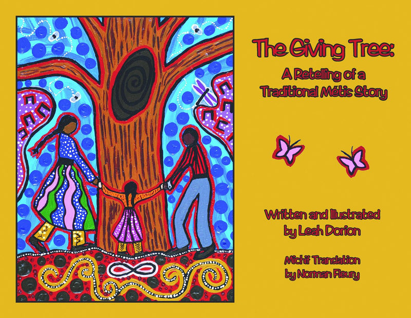 The Giving Tree: A Retelling of a Traditional Met