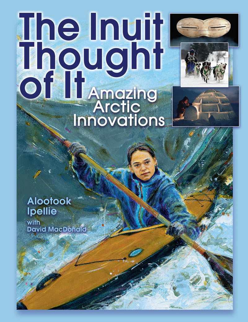 The Inuit Thought of It: Amazing pb SS4, 6