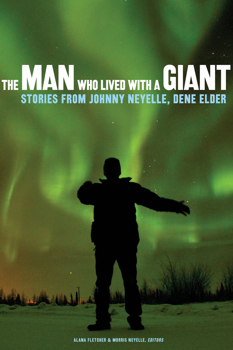 The Man Who Lived with a Giant-FNCR20