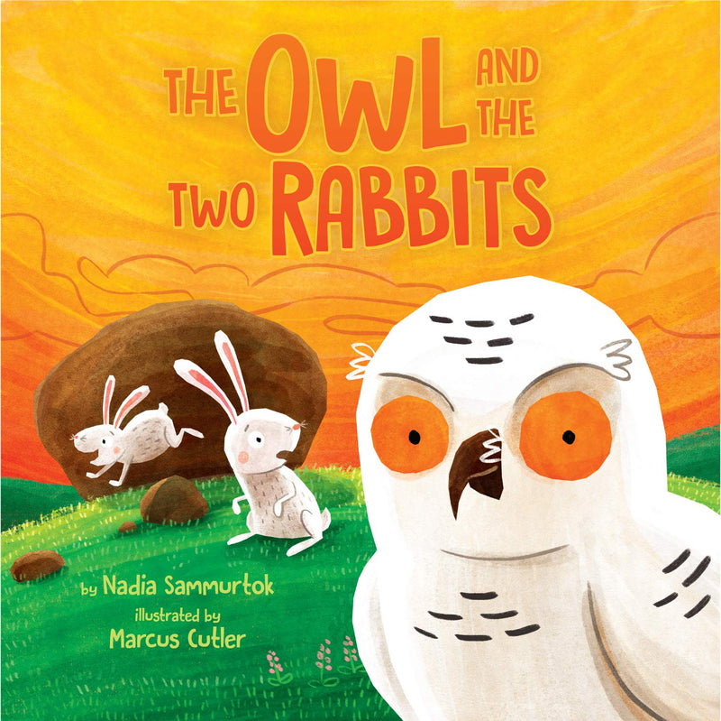 The Owl and the Two Rabbits-FNCR20