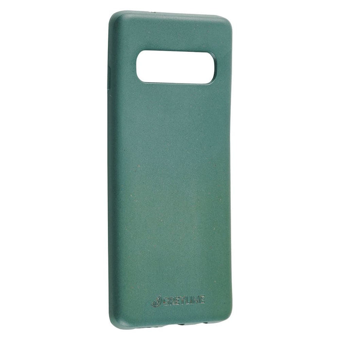 GreyLime-Samsung-Galaxy-S10-Plus-biodegradable-cover,-Dark-green-COSAM10P04-V1