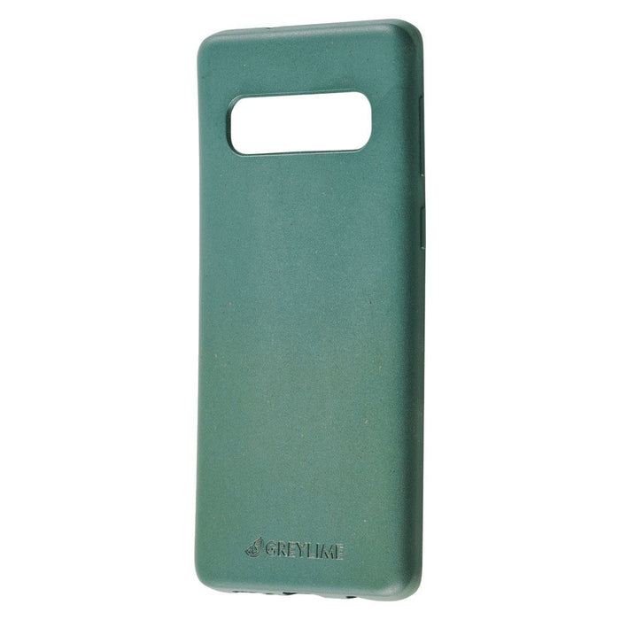 GreyLime-Samsung-Galaxy-S10-Plus-biodegradable-cover,-Dark-green-COSAM10P04-V2