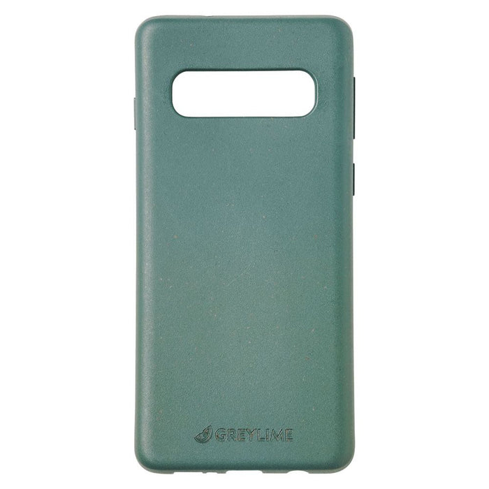 GreyLime-Samsung-Galaxy-S10-Plus-biodegradable-cover,-Dark-green-COSAM10P04-V4