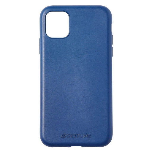 GreyLime-iPhone-11-biodegradable-cover,-Navy-blue-COIP1103-V4