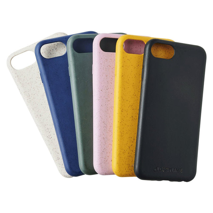 GreyLime iPhone 6/7/8/SE miljøvenligt cover, Sort