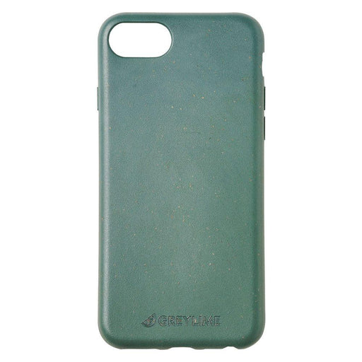GreyLime-iPhone-6-7-8-SE-biodegradable-cover,-Dark-green-COIP67804-V4