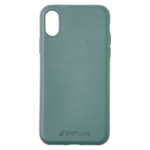 GreyLime-iPhone-X-XS-biodegradable-cover,-Dark-green-COIPXXS04-V4