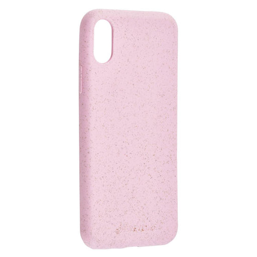 GreyLime-iPhone-X-XS-biodegradable-cover,-Pink-COIPXXS05-V1