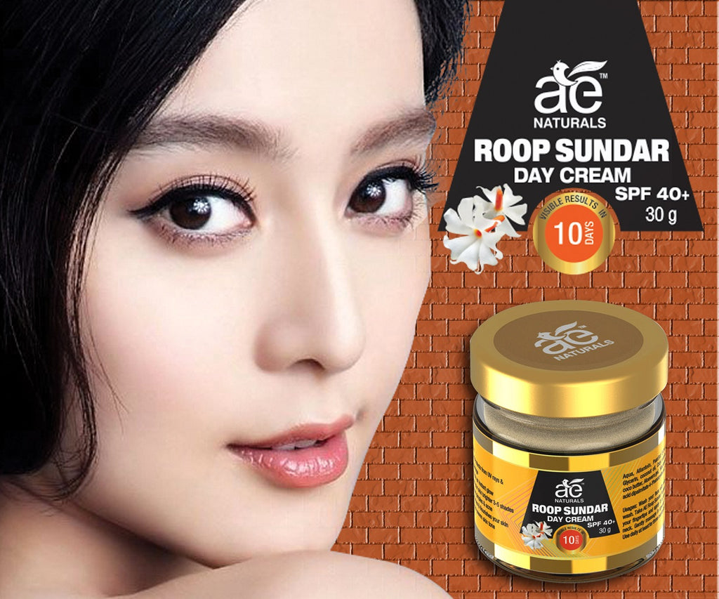 AE Naturals Roop Sundar Day Cream With Parijaat Extract 30g