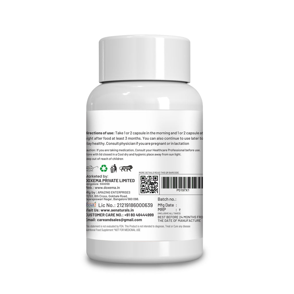 Papaya Leaf Extract Capsules, 90 Caps