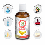 AE Naturals Banana Fragrance Oil  100ml