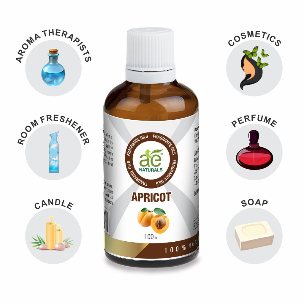 AE Naturals Apricot Fragrance Oil  100ml