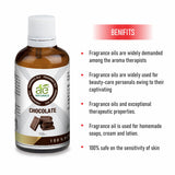 AE Naturals Chocolate Fragrance Oil For Hand Made Soaps & cosmetics 100ml