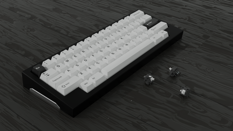 Daedalus Keyboard Kit