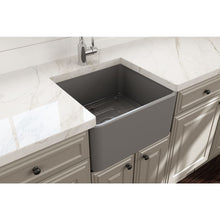 Farmhouse Sink Bocchi 1136-006-0120 20 Fireclay Apron